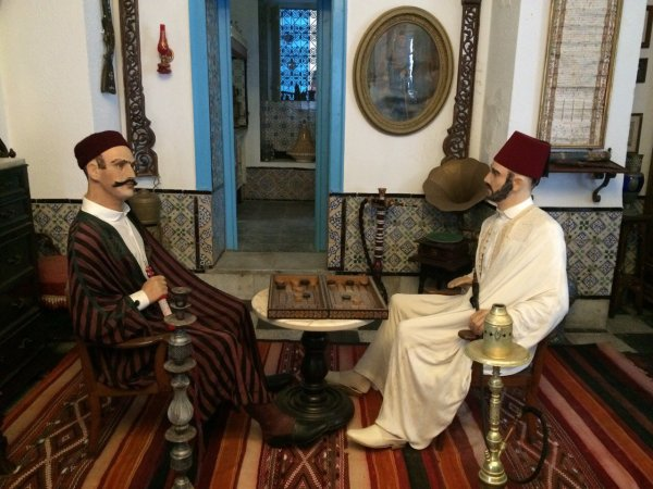 Sidi Bou Said Tunisie