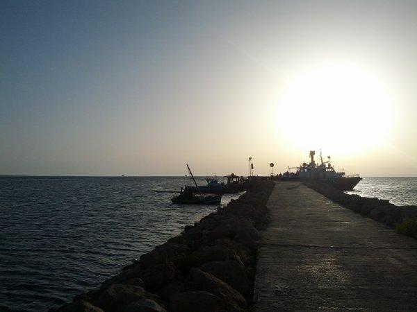 Summer Time In Tunisia