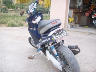 booster bleu