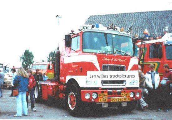 Mack F700 V Doorn Zaltbommel