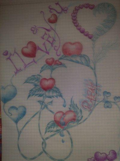 1 simple déss1 fait par moi méme ............ke pensez vous..........???????