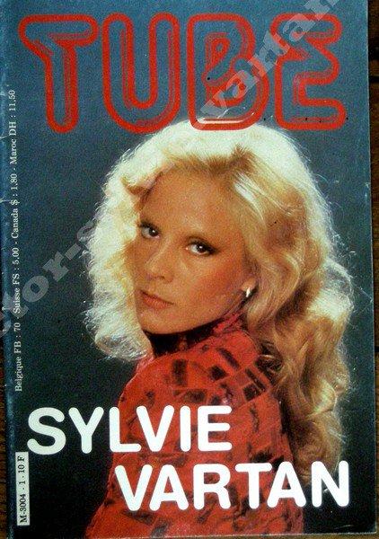 magazine hors- serie tube special sylvie vartan il date de 1982