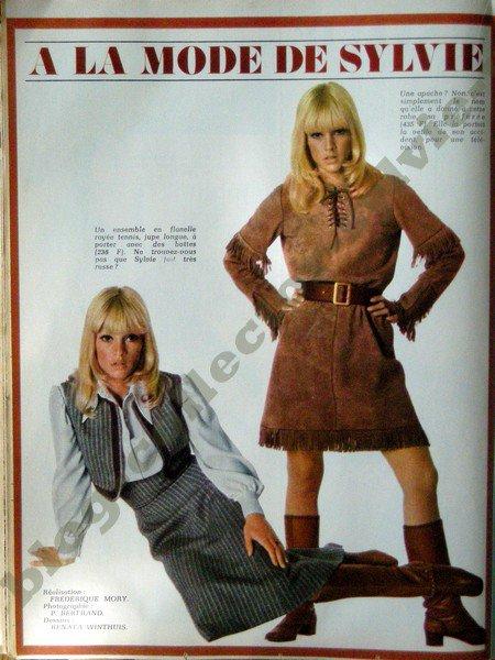 magazine ,bonne soirée du 15 sptembre 1968
