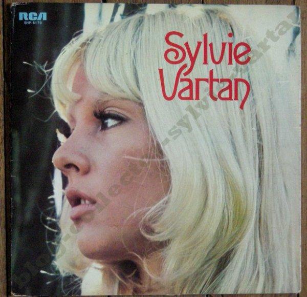 disque 33t Sylvie Vartan 1971 Japon