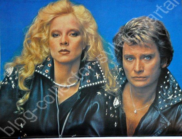 magazine salut numéro 49 du 12 au 18 avril 1978 sylvie et johnny en couverture