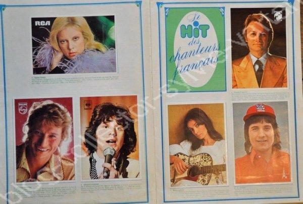 hit  album panini de 1974