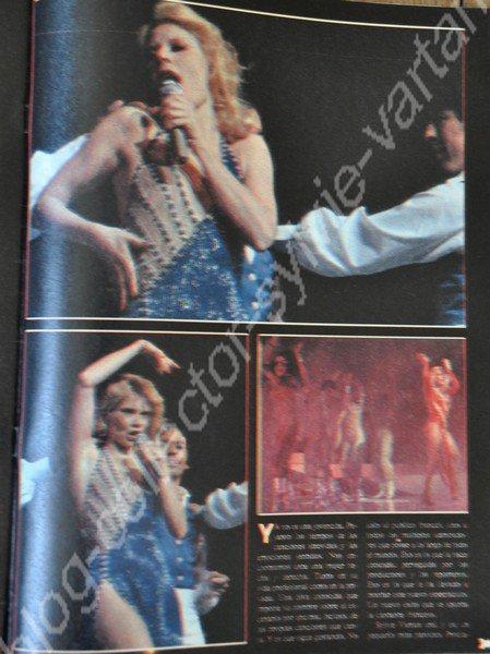 magazine erotique ! Espagne , numéro 78 du 18 avril 1978