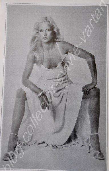 programme sylvie vartan tournée 1977