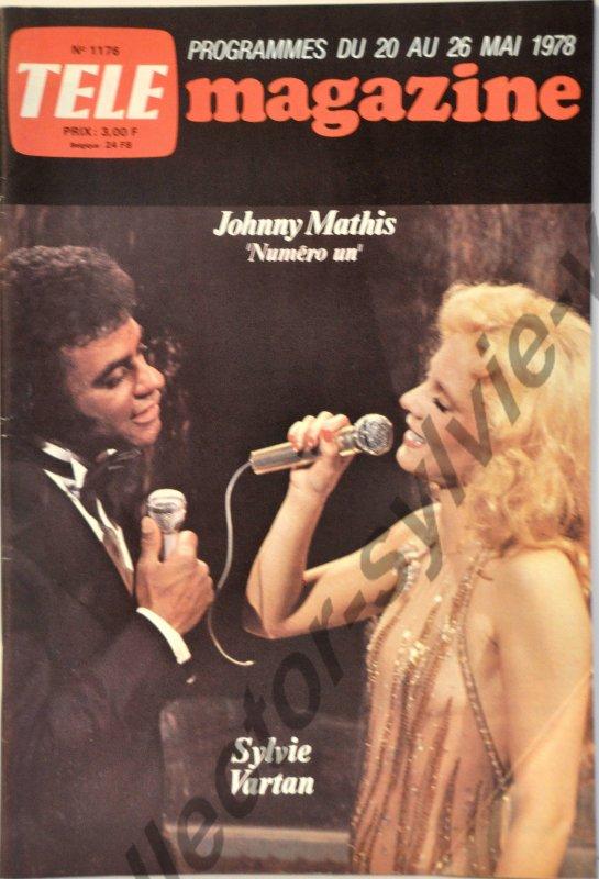 télé magazine n°1176 programmes du 20 au 26 mai 1978