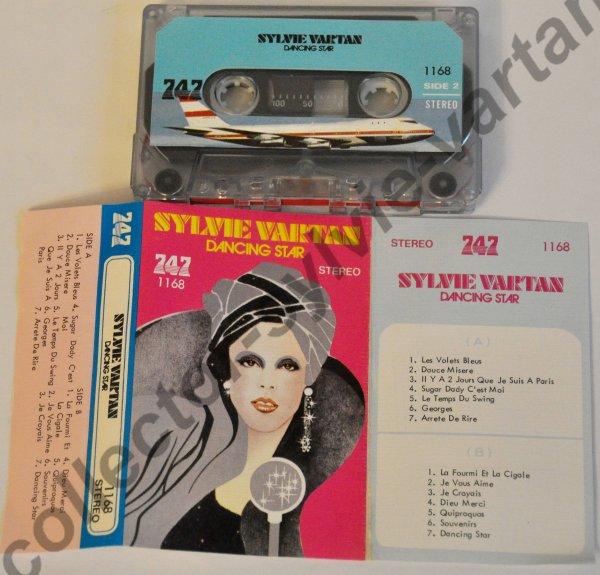 cassette 747 n°116 Sylvie Vartan dancing star