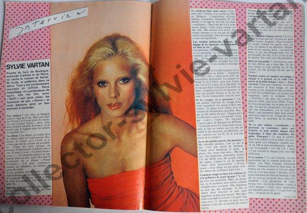 magazine le nouveau stéphanie numéro 03 juillet 1980