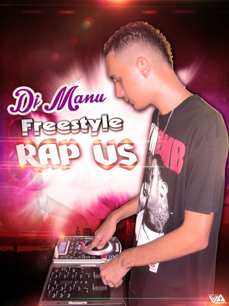 #DJ MANU / #DJMANU_FREESTYLE_HIP HOP_2014# (2014)