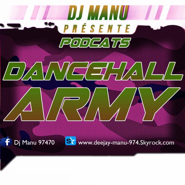 DjManu Podcats Dancehall Army / DJ MANU - EXTRAIT - PODCATS DANCEHALL ARMY - 2014 (2014)