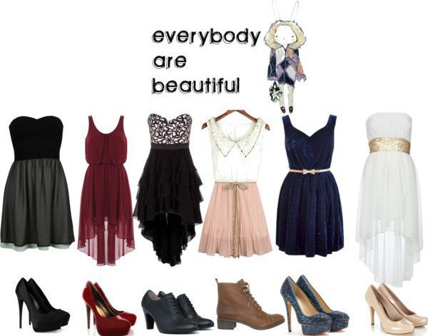 everybody are beautiful