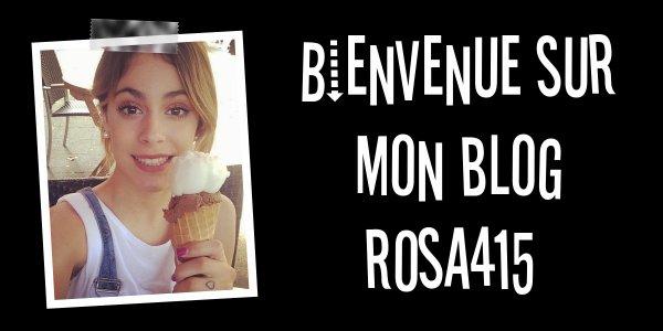 Mon blog Rosa415