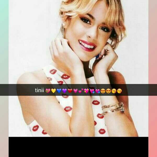 petit photo montage Tini  ❤❤ ❤❤❤