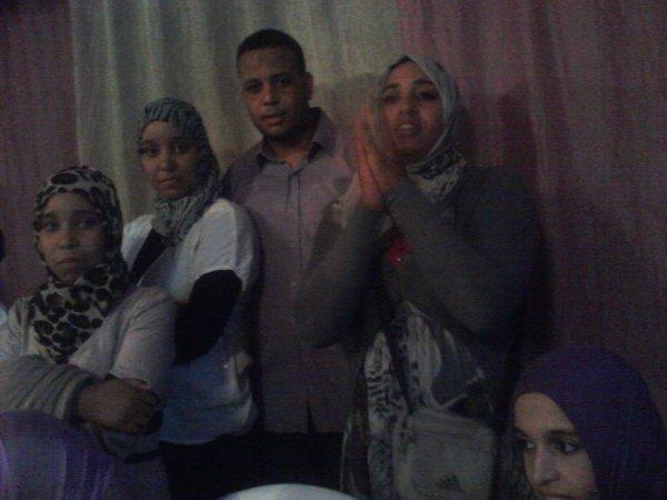 @@@@  moi et fati et hafsa  @@@@