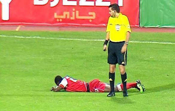 """فابريس أونداما : """"لم تكن لدينا إرادة للفوز"""""""