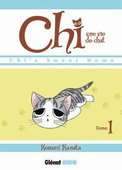 Chi, Une vie de chat { Manga }