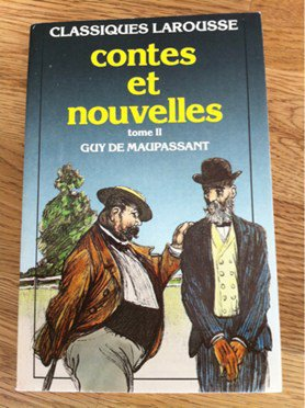 Contes et nouvelles Tome 2