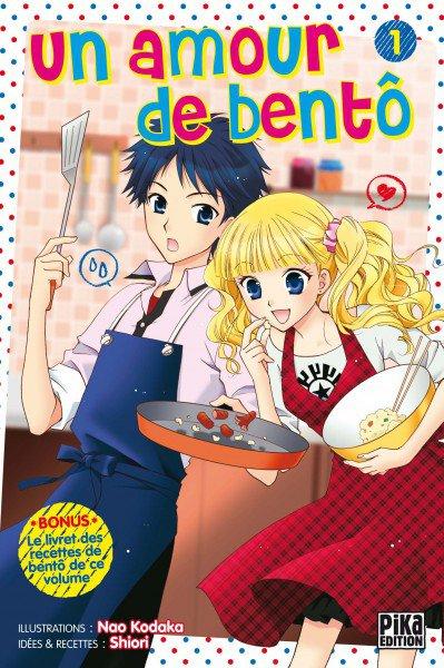 Un amour de Bento { Manga }