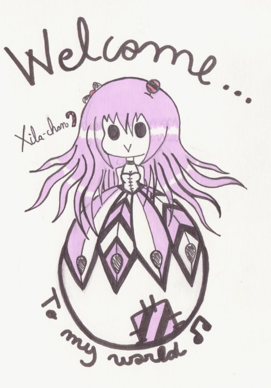 Bienvenue! :3