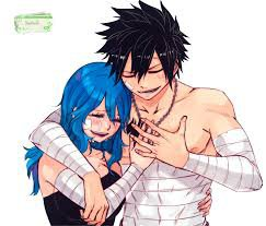Top 5 des plus beaux couples de Fairy Tail