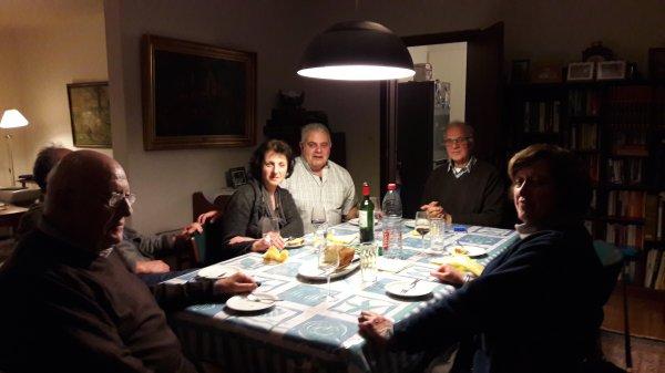 Reunion du comité SOS LIBAN pour l'organisation de la soirée libanaise du 25 mars 2017