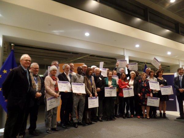 SOIREE DE GALA SCHUMAN TROPHY 21 NOVEMBRE 2018 (photos)
