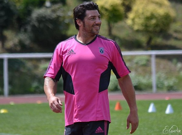 Stade Français Training