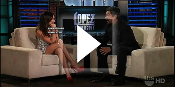 *  Ashley à l'émission de Mario Lopez hier 24 Janvier au grove, à l'ouest d'Hollywood + Découvrez l'interview qu'elle a faite chez Lopez tonight. * Flop, mais elle est magnifique :)*