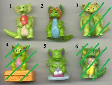 Pocket Dragons