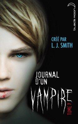 Le journal d'un vampire Tome 7 - Le Chant de la lune