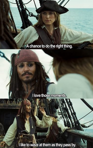 Pirates des Caraïbes  ♥_♥