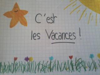 Vacances : Ennui ? astuces, planning,...