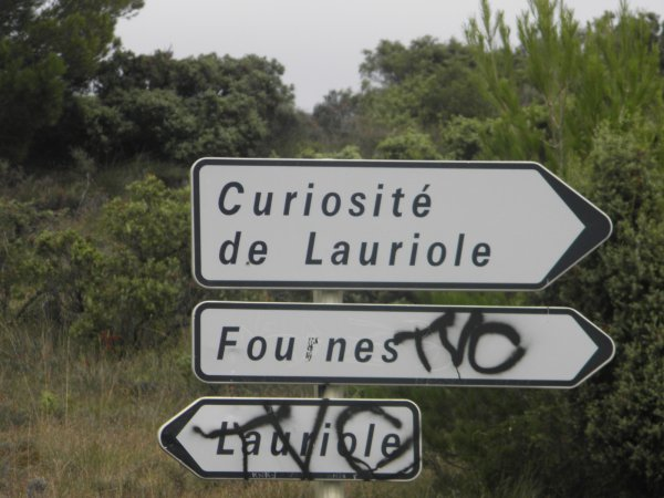 LAURIOLE ( herault 34 )
