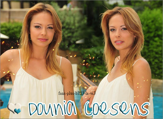 Dounia Coesens