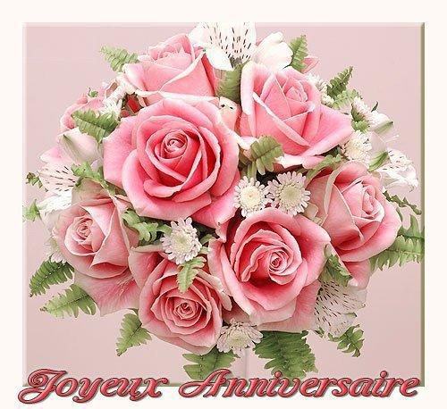 je me souhaite un tres joyeux anniversaire