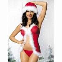 ✵✵✵✵✵ Les fêtes de fin d'année arrive, et pourquoi pas vous faire plaisir à deux ? ✵✵✵✵✵ - - ❆❆❆❆❆ Venez découvrir nos tenues Sexy de noël pour mettre du piment dans vos soirée de noël ! ❆❆❆❆❆