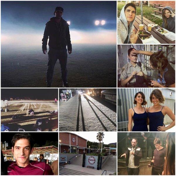 Behind The Scene de la saison 5B !!!