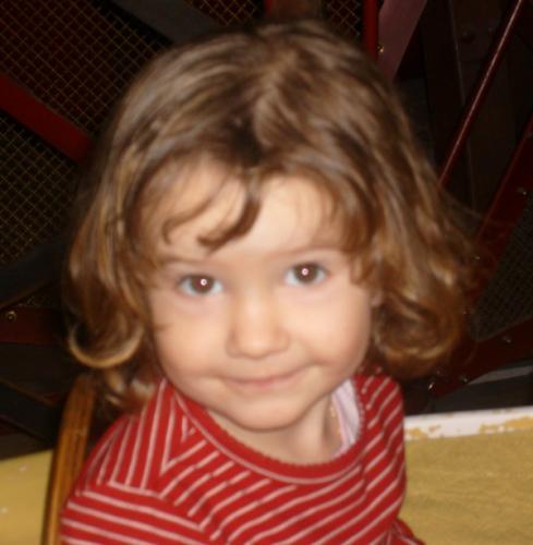 Et la petite princesse, Lucie