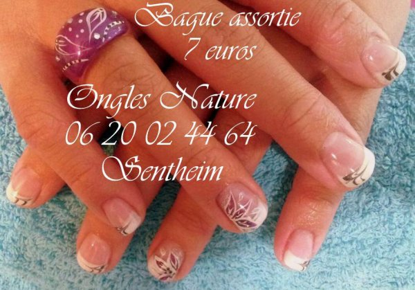 Ongles Nature Sentheim 06 20 02 44 64