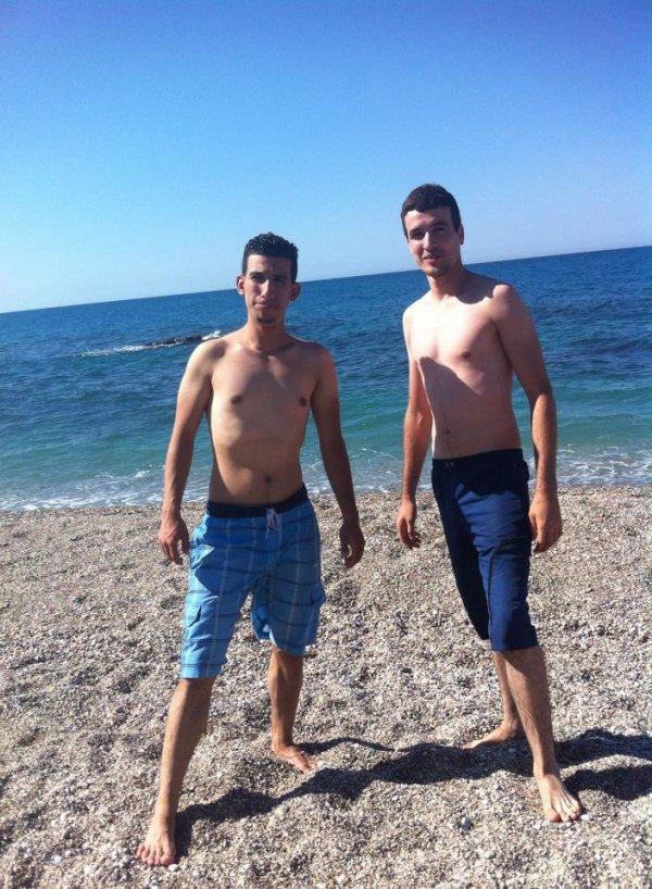 Moi & Cousin