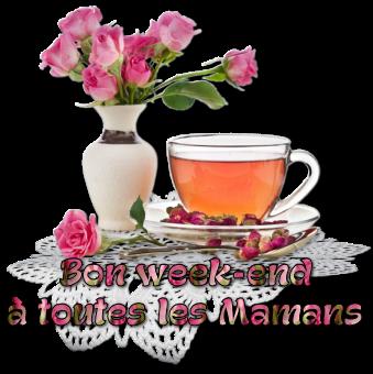 ♥ Fête des Mamans 2016 ♥Je souhaite une belle fête à toutes les mamans du monde ! et pour toutes celles qui sont dans le ciel.. ♥ Bon week-end à tout le monde ♥