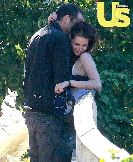 Scoop : Kristen trompe Robert !!