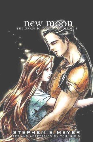Le Roman Graphique de New Moon !