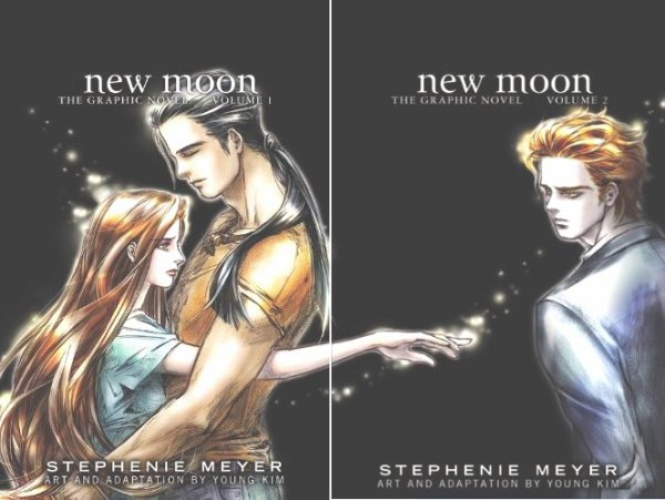 Roman Graphique New Moon > Nouvelle date (officielle) !!