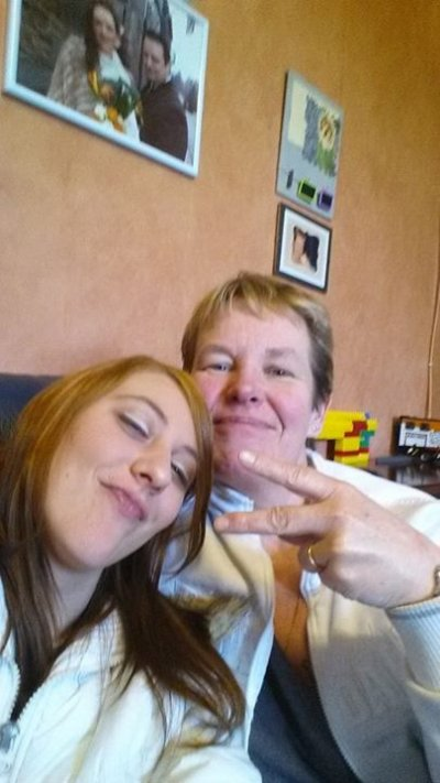 Cindy et moi