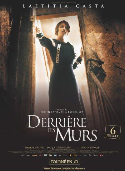 """AFFICHE DE """"DERRIERE LES MURS"""""""