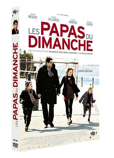 """Sortie DVD """"Les papas du dimanche"""" le 30 Mai 2012"""